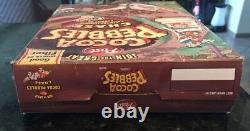Rare One-of-a-Kind Explicit Post Cocoa Pebbles Cereal Box Never before seen