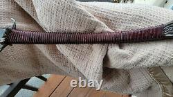 Rick Barrett Orc Cleaver, Custom Made One of a Kind. Devestating Sword