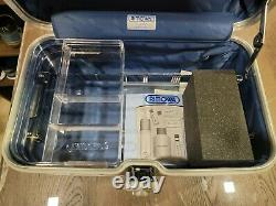 Rimowa Topas Limited Edition Collectible Beauty Case Brand New One of a Kind