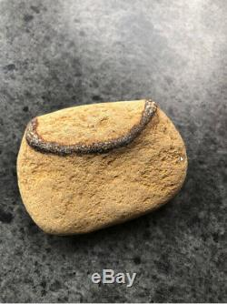 Rock found on beach, nothing special but one of a kind