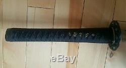 Ronin Elite Katana Sword Soshu Kitae Seven Panel Steel #49 Unique One of a Kind