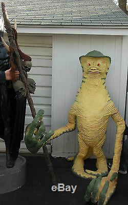 STAR WARS LIFESIZE AMANAMAN STATUE 11 Scale One of a Kind! Episode VI