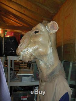 STAR WARS LIFESIZE YAK FACE STATUE 11 Scale One of a Kind! Episode VI