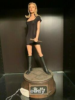 Sideshow BUFFY the VAMPIRE SLAYER Premium Format PROTOTYPE one of a kind