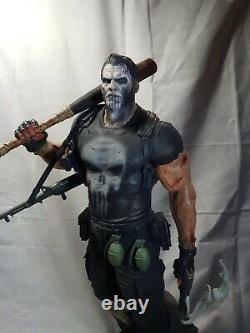Sideshow Collectibles Premium Format Punisher One of a Kind Repainted