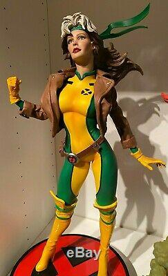 Sideshow Collectibles Premium Format Rogue EXCLUSIVE One Of A Kind RARE X-Men