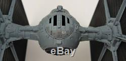 Star Wars IMPERIAL TIE FIGHTER INCREDIBLE 138 scale model One of a kind