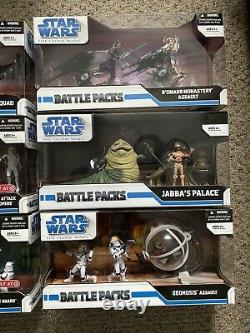 Star wars the legacy collection battle pack lot 2008 One Of A Kind Auctions Lk
