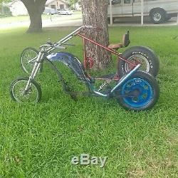 Super Rare Harley Davidson Schwinn cool chopper bicycle one of a kind 9