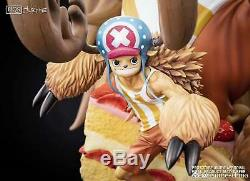 TSUME HQS One Pieces Seven Kinds of Form Tony Tony Chopper 1/7th Resin Statue