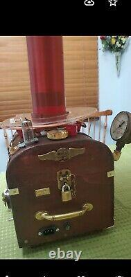 Tesla Coil, New High Power, Compact, Collectible One Of A Kind, 400 Watts