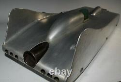 Tether Car Gas Powered Land Speed Record Race Car Pulse Jet One of a Kind