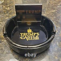 The Ultimate Rare One Of A Kind Trump Vodka Bar Set Collection
