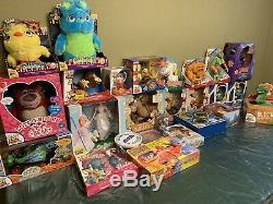 Toy Story Complete signature collection RARE One Of Kind Disney Collection