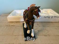 Trail of Painted Ponies King of Hearts ONE OF A KIND RARE SAMPLE
