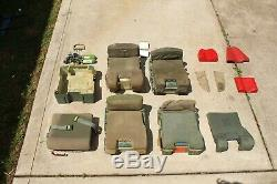 ULTRA RARE One-of-a-Kind CENTURY SERIES Set of EJECTION SEATS! 6x E-Seats