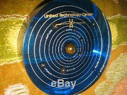 United Aircraft Corporation Solar System Paperweight ONE of a Kind