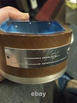 Vint Rare McDonnell Douglas Boeing Astronautics Award Solar System One of a Kind