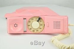 Vintage Antique Northern Electric Contempra Pink! One of a Kind SKU -20722