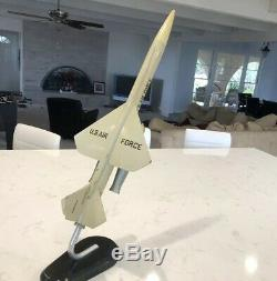 Vintage Boeing Im-99a Bomarc Missile Prototype Model 28long One Of A Kind