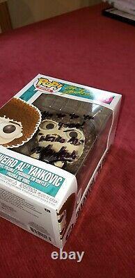 Weird Al Yankovic Yo Yo Yoda Signed Funko Pop One of a Kind! Autograph JSA COA