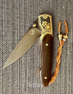 William Henry Knife T10 Lancet One Of A Kind 070206