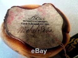 Windstone Editions Poad RARE HAND SIGNED One of a Kind. Mint, Free Ship