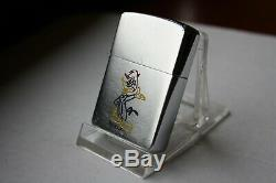 ZIPPO 1950's Woody Woodpecker PROTOTYPE Walter Lantz Pat. 2032695 ONE OF A KIND