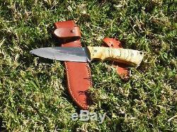 Zubeng TAMAHAGANE 9 Hunter Bone ONE OF A KIND