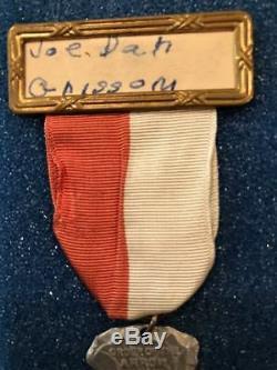 1940 Noac Rare Prototype Medal Unique En Son Genre Bsa