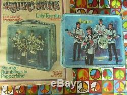1965 Beatles Box Déjeuner, Du Magazine Rolling Stone Cover, Un D'une Sorte