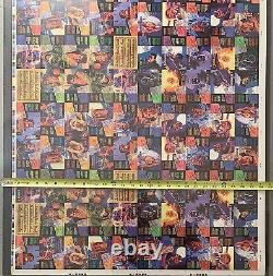 94 Chefs-d'œuvre Marvel Uncut Print Sheet Ultra Rare One Of Kind