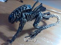 Alien Xenomorph Metal Statue