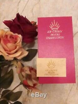 Antique Fabergé Russe G 24k Or Un Du Produit Unique En Son Genre Collector 1989 Hmd
