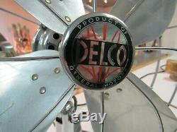 Art Déco Vintage Delco Chromebook (un Ventilateur D'un Genre)