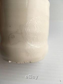 Ayumi Horie Tasse Céramique Coupe Main Levée / Une D'une Sorte Minogame / Tortue