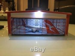 Bâtiment Qantas Cargo Termimal, Échelle 1/200, Unique En Son Genre.