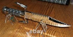 Buck Couteaux 184 Buckmaster Lame Polie Un D'un Genre Collectionneurs Rêve