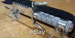 Buck Knives 184 One Of A Kind Personnalisé Buckmaster Belle Collector Qualité