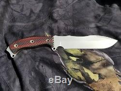 Busse Combat Custom Shop Infi She Variante Double Cut Snakeskin One Of A Kind