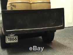 Camion De Livraison De Whisky Jack Daniels One Of The Kind Pieces