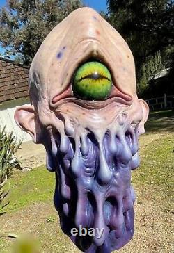 Casey Love Grand Monstre Latex Art Mask Psychoplasm One Of A Kind Amazing