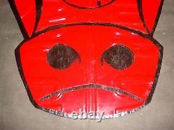 Chicago Bulls Plaque D'immatriculation Logo Signe! Un Morceau D'un Genre Pour Un Ventilateur De Taureaux