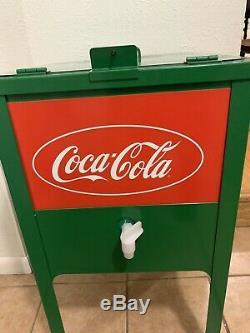 Coca Cola Glacière Cooler Et Vert Un Rouge D'un Genre