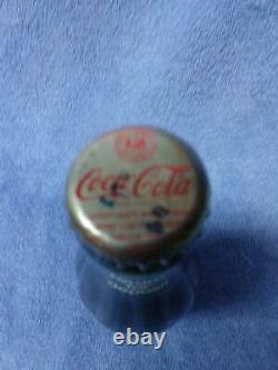 Coca Collectible. Erreur De Mise En Bouteille De L'usine. L'un D'un Genre. Non Ouvert