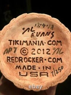 Crazy Al Tiki Sam Ku Ap Beach Bar Rum Sammy Deluxe, Un D'une Mug Nature Que Ce Soit