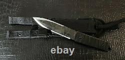 Crusader Forge Bone Scraper Nouveau D'une Sorte Rare Custom Fix Blade