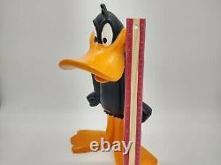 Daffy Duck Warner Bros Studio Statue De Magasin En Résine Un Du Genre