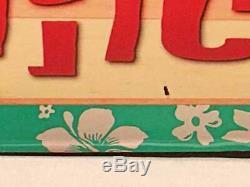 Disney Lilo & Stitch Un-de-a-nature Que Ce Soit Caractère De Signe Greeting-39-1 / 4 X 23-1 / 2