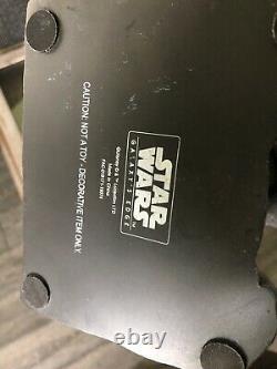 Disney World Wars Star Parks Edge Galaxy Darth Maul Buste Custom L'un D'une Sorte